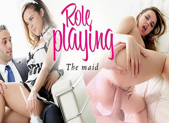 Dillion Harper – Role Playing – The Maid