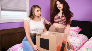 WebYoung – Sabina Rouge, Gia Derza – First Day Of College